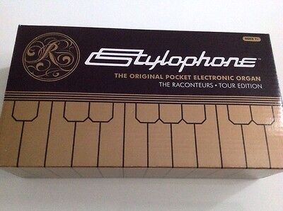 The Raconteurs Tour Edition Stylophone Pocket Electronic Organ Jack White NEW
