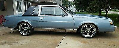 1987 Buick Regal Limited 1987 Buick Regal Limited, Low miles, Custom