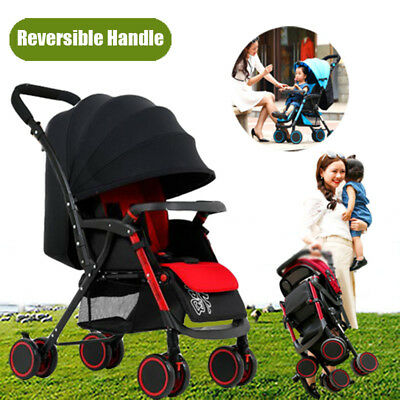 New Baby Stroller Multi-Use Infant Pram Light Pushchair Portable Travel Buggy