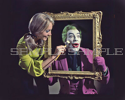 #92 Batman Tv Photo Joker Cesar Romero Print
