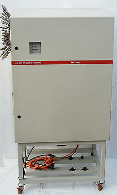 VG Gas Analysis Systems Sentinel Industrial Mass Spectrometer