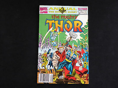 The Mighty Thor Annual #16 (1991 Marvel)