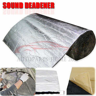 6mm Closed Cell Foam Thermal Sound Deadening Insulation Adhesive Waterproof