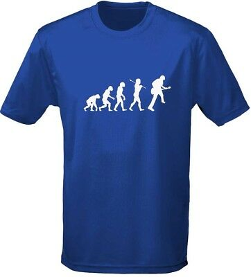 Guitar Evolution Mens T-Shirt 10 Colours (S-3XL) by swagwear