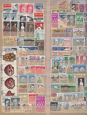 """£1.49 start - A small collection of """"UNITED STATES"""" unsorted issues"""