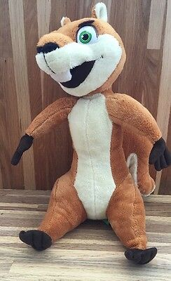 """OVER THE HEDGE - HAMMY THE SQUIRELL - 12"""" Soft Toy - VGC"""