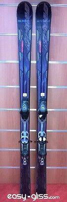 Skis Atomic Nomad Blackeye D'occasion + Fixations