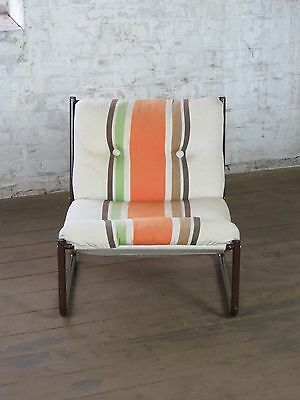 Mid Century Retro Cocktail Arm Chair Armchair Sessel Stuhl Vintage 60s 70s