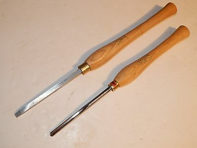 Woodturning tool Tyzack, Beading tool and spindle gouge