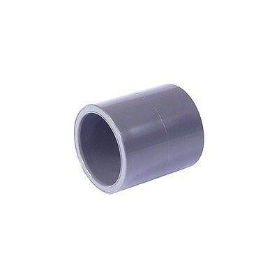 Metric Grey Industrial PVC Pressure Pipe and Fittings