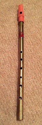 Vintage Generation British Made Penny Whistle C Musical Instrument
