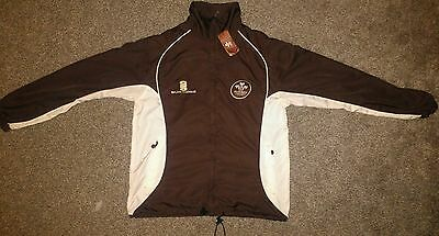 Surrey Cricket Track Top Jacket size S Small New with Tags