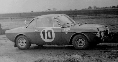 20 different photos printed on glossy paper LANCIA FULVIA HF