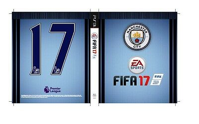 Fifa 17 Manchester Man City Cover Playstation 4 3 PS4 PS3 Xbox One 360 PC Shirt