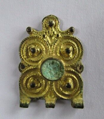 roman empire gold ornament