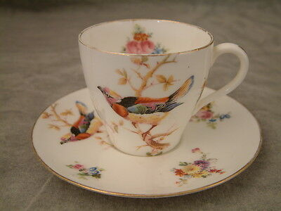 Royal Doulton cabinet cup and saucer C1925
