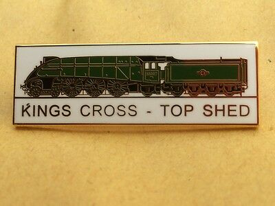 Kings cross depot top shed not aslef or rmt