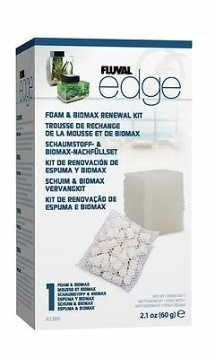 Fluval Edge Biomax Filter Foam Sponge Renewal Kit A1389
