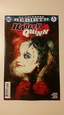 HARLEY QUINN #1 Variant Cover 2016 series DC REBIRTH