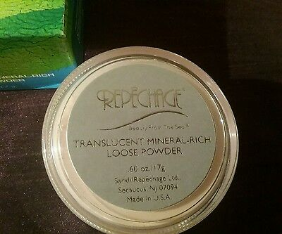Repechage Mineral Loose Face Powder New