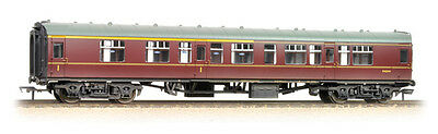 Bachmann 39-126G Mk1 Ck Corridor Composite Maroon Weathered