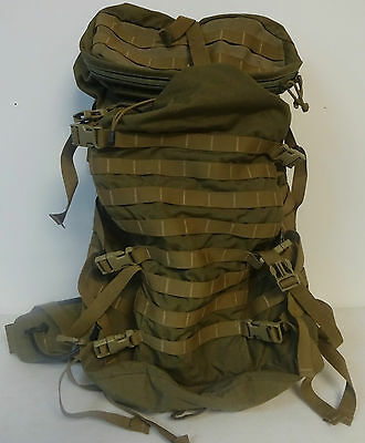 Arcteryx Leaf Echo Pack Coyote Brown Made In Canada M/M ExtremelyGently Used