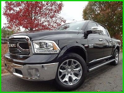2016 Ram 1500 ONE OWNER CLEAN CARFAX WE FINANCE TRADES WELCOME 5.7L HEMI V8 HEATED & VENTED SEATS SUNROOF ALPINE SOUND TOUCHSCREEN NAV BACKUP