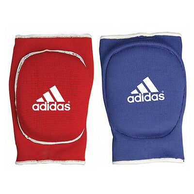 Adidas Reversible Padded Elbow Guard - Red/Blue