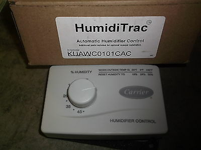 NEW Carrier HumidiTrac KUAWC0101CAC Humidity Control *FREE SHIPPING*