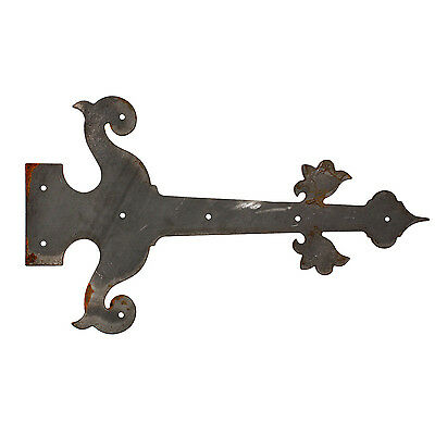 Strap Hinges with Aged Finish, 47 Available, NSH18
