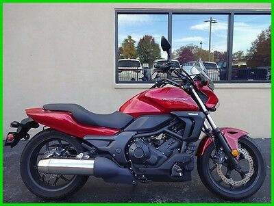 Honda CTX700 ONE OWNER CLEAN CARFAX WE FINANCE TRADES WELCOME 2014 HONDA CTX700 RED LOW MILES CLEAN