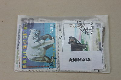 Thematic stamps Packets of 50 of Cats & Dogs Horses Flags Sports 20+ Topics