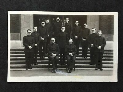Vintage Postcard - Social History - Salvation Army Group - All Signed - London