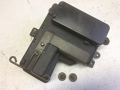 OEM fuse box cover from 1986 HONDA Shadow VT700C motorcycle