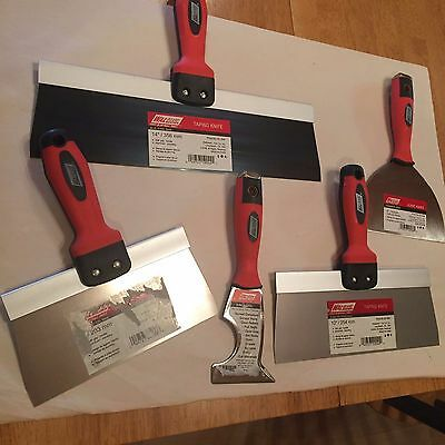 Taping Knifes Drywall Mudding Trowels Joint Compound Wal-Board LOT !!!!