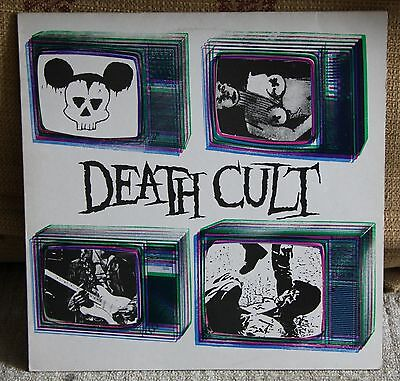 "Death Cult - Gods Zoo 12"" Vinyl (Situation 2 Records 1983 -VGC - The Cult)"
