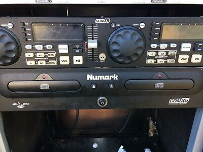 Numark Cdn35 Rack Mountable Cd Player