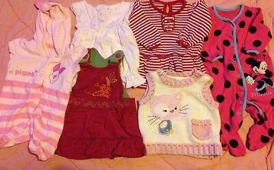 Bundle Of Girls Clothes 0-3 Months