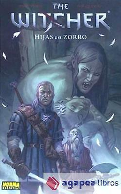 The witcher 02: Hijas del zorro. LIBRO NUEVO