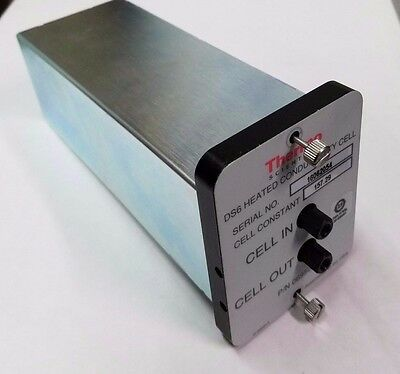 Dionex THERMO ASSY CELL COND ICS 1100/1600/2100 - 069565 DS6 Heated Conductivity