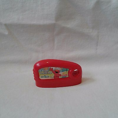 Fisher Price Smart Cycle Elmo A Happy Healthy Day Game