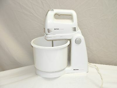 Vintage Betty Crocker Stand/Hand Mixer Combo 5 Speed Model  BC1285
