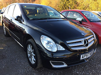 57 Mercedes R350 L Se Auto Leather,climate,sat Nav,h/seats,pdc Stunning Example