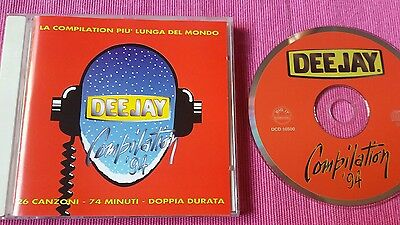 Deejay Compilation 94 Cd Ottimo Short Dick Man