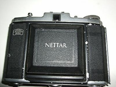 ZEISS IKON NETTAR 518/16 SIGNAL 120 6x6 FOLDING CAMERA