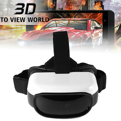 All in One VR Headset HD 3D VR Glasses Android 5.1 8GB Video Movie Player AC629