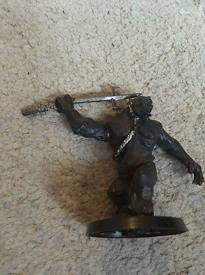 Warhammer Lord Of The Rings Metal Cave Troll