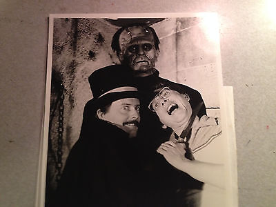 """Cult Classic """"Nightmare in the Chamber of Horrors"""" Press Photo Lame Frankenstein"""