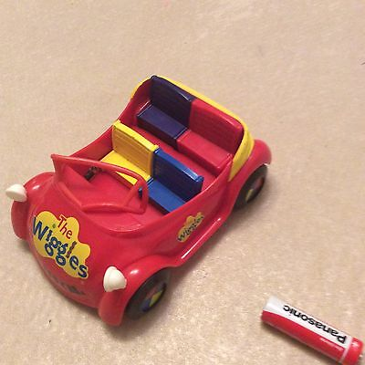 The Wiggles Big Red Car - Toy