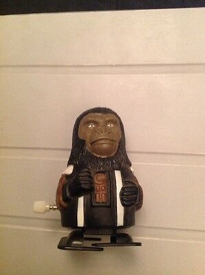 """Planet Of The Apes Wind Up Figure Approx 3"""" Tall Working"""